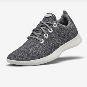 Allbirds The Wool Runners Grey Sneaker Sustainable